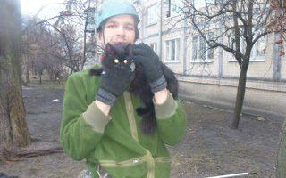 Снятие кота с тополя
